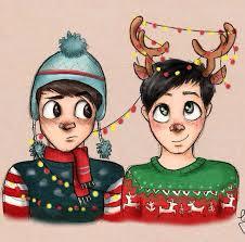 Dan and Phil ;)