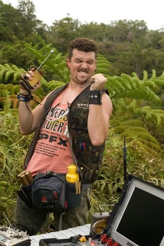 Danny McBride wallpaper called Danny McBride as Cody in Tropic Thunder