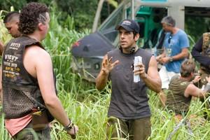 Danny McBride as Cody in Tropic Thunder