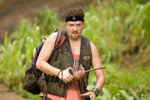 Danny McBride wallpaper entitled Danny McBride as Cody in Tropic Thunder