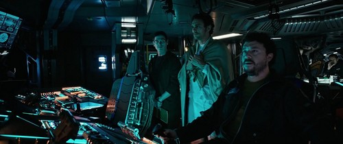 Danny McBride wallpaper titled Danny McBride as Tennessee in Alien: Covenant