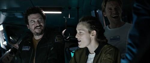 Danny McBride wallpaper entitled Danny McBride as Tennessee in Alien: Covenant