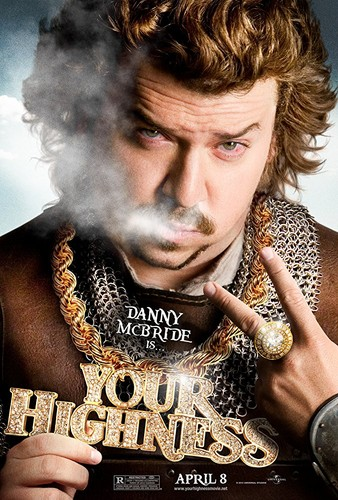 Danny McBride wallpaper titled Danny McBride as Thadeous in Your Highness
