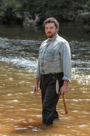 Danny McBride as Vernon Tull in As I Lay Dying