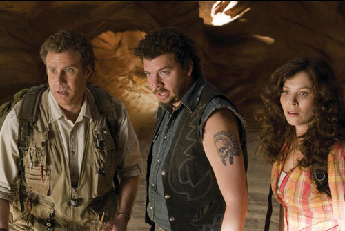 Danny McBride wallpaper titled Danny McBride as Will Stanton in Land of  the Lost