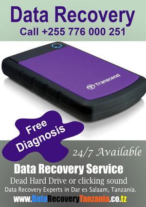 Data Recovery Tanzania