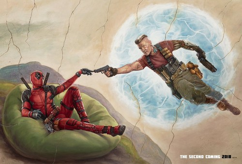 Deadpool (2016) wallpaper entitled Deadpool 2 Poster