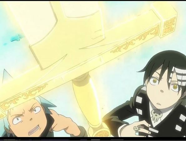 Death the Kid and Black Star