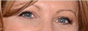 The Debra Glenn Osmond fan Page achtergrond called Debbie's Eyes