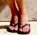 Debbie's Feet - the-debra-glenn-osmond-fan-page icon