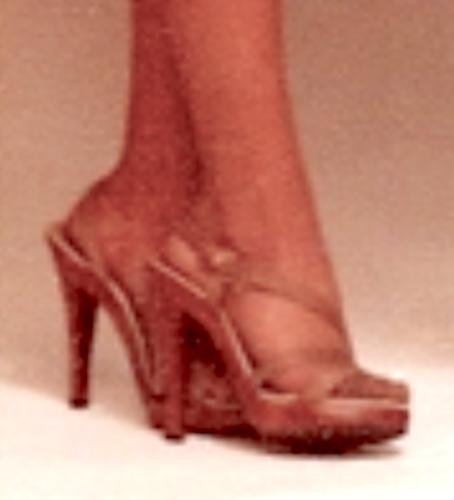 The Debra Glenn Osmond fan Page achtergrond entitled Debbie's Shoes