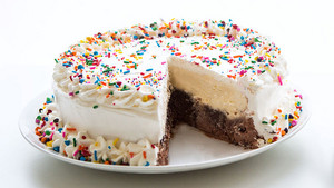 Delicious Ice Cream Cake Vanilla & チョコレート Flavour Just For あなた