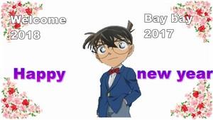 Detective Conan : happy new year!