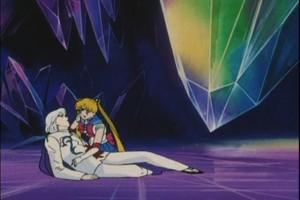 Diamond and Sailor Moon