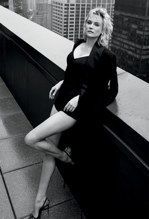 Diane Kruger — DuJour Magazine — Winter 2017