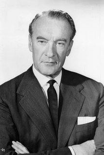 Disney Voice Actor, George Sanders