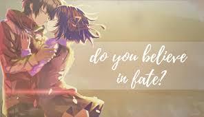 Do You Believe in Fate?- Kimi no na wa