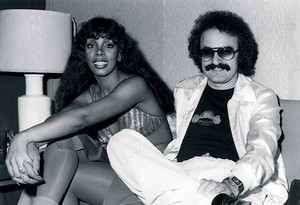 Donna Summer And Giorgio Moroder