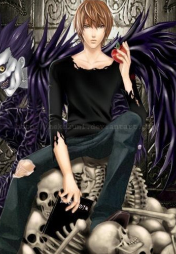 Death Note wallpaper called EBAD0F8A A9D1 4031 BC35 03C79ED50EAA