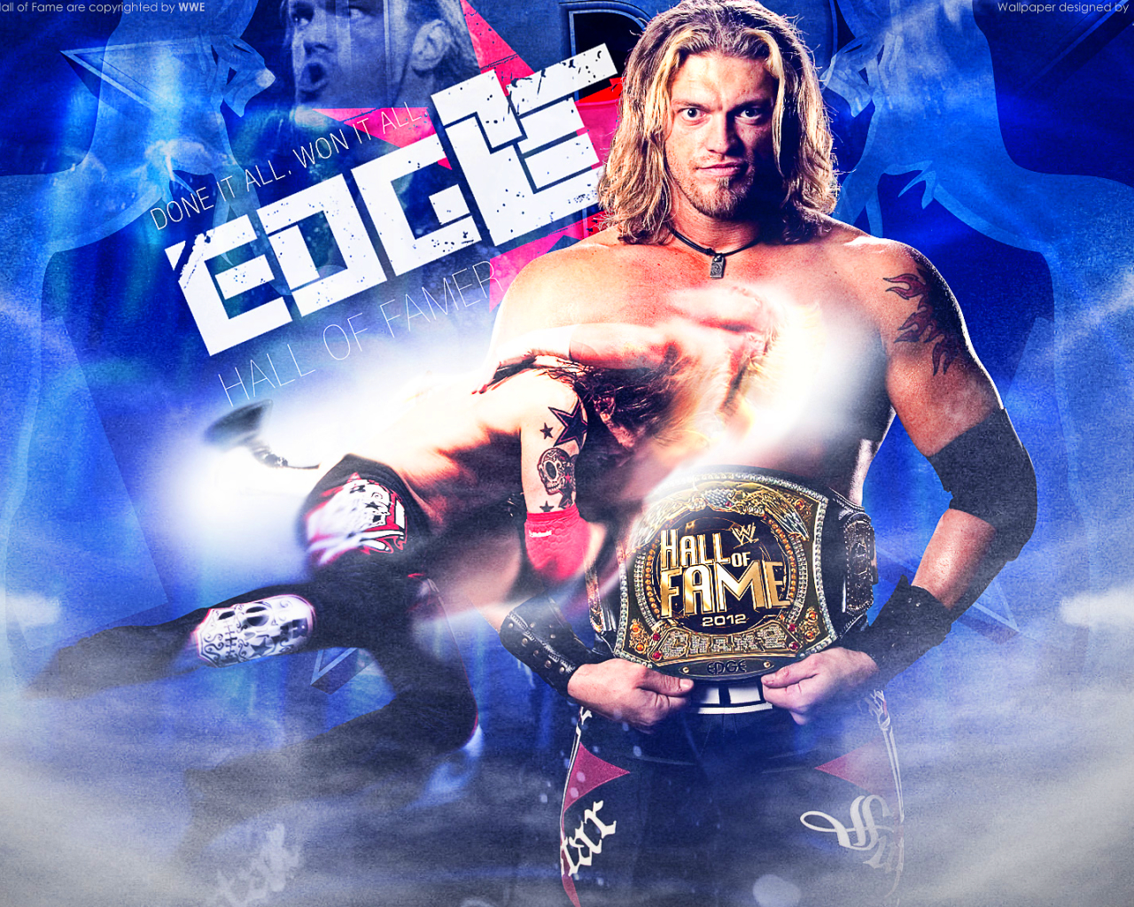 Wwe Images Edge Hd Fond Décran And Background Photos 40926803