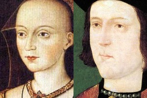 Edward IV and Elizabeth Woodville