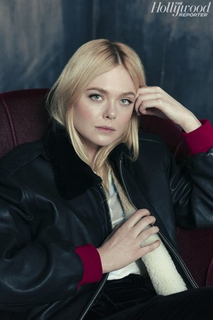 Elle Fanning ~ The Hollywood Reporter issue