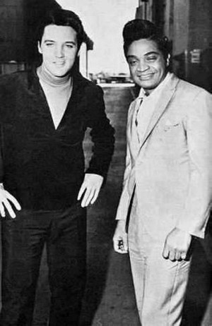 Elvis And Jackie Wilson