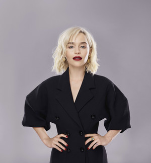 Emilia Clarke for The Telegraph