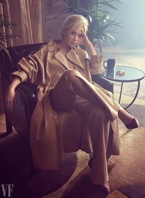Emily Blunt covers Vanity Fair [February 2018]