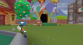 Enjoying the Winter in TTC - toontown photo