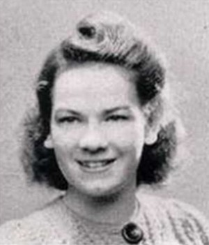 Evelyn Francis McHale (September 20, 1923 – May 1, 1947)