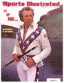 Even Knievel On Cover Of Sports Illustrated  - the-70s photo