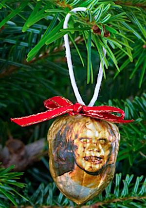 Exorcist Ornament