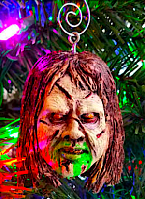 Exorcist Ornament