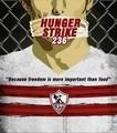 FREEDOM 236 ZAMALEK FANS HUNGER STRIKE - zamalek photo