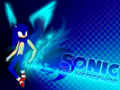 Fantasy Sonic the Hedgehog - sonic-the-hedgehog wallpaper