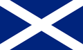 Flag Of Scotland  - scotland fan art