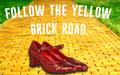 Follow the Yellow Brick Road - the-wizard-of-oz fan art