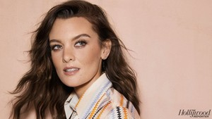 Frankie Shaw at The Hollywood Reporter Photoshoot