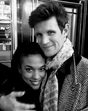 Freema and Matt