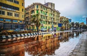 GOOD MORNING ALEXANDRIA EGYPT