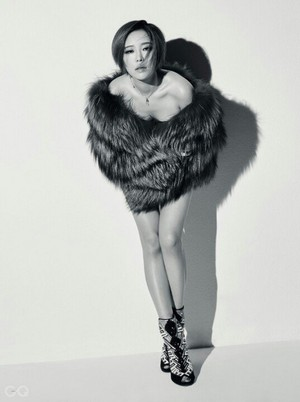 Gain for GQ Magazine