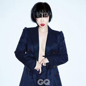 Gain for GQ Magazine