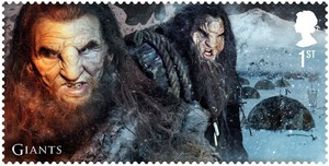 Game of Thrones Stamps - Giants
