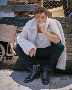 Garrett Hedlund - C for Men Photoshoot - 2017