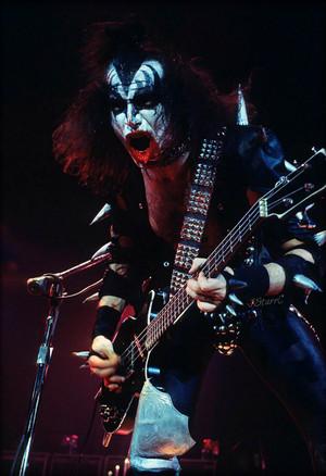 Gene ~Los Angeles, California...February 23, 1976