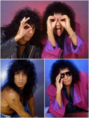 Gene and Paul ~September 17, 1987