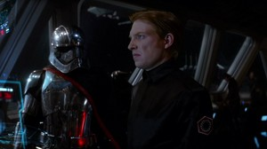 General Hux and Captain Phasma