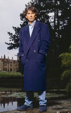 George at Friar Park