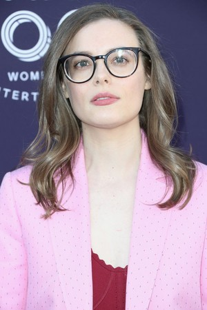 Gillian Jacobs at Hollywood Reporter's 2017 Women